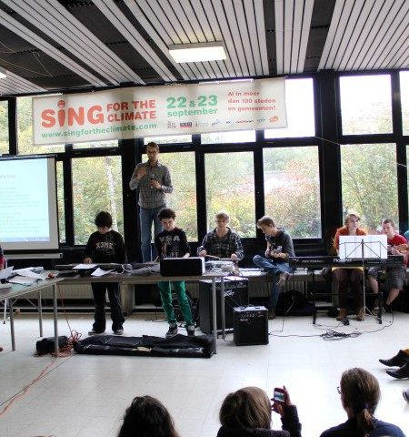 Sing for the Climate